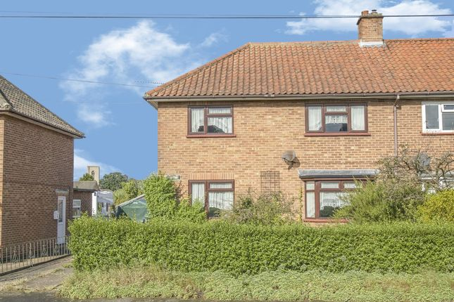 3 bed semi-detached house for sale in Gayford Road, Cawston, Norwich NR10