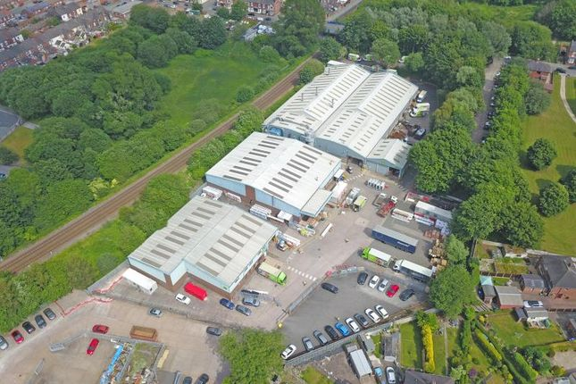 Thumbnail Industrial to let in Units, Industrial Units, 30-31-32, Whieldon Industrial Estate, Whieldon Road, Stoke-On-Trent