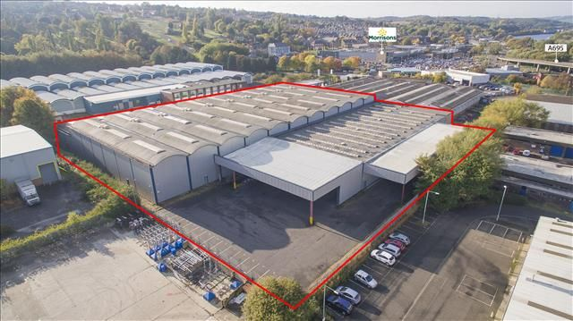 Thumbnail Light industrial to let in Churchill Works, Cowen Road, Blaydon, Tyne & Wear