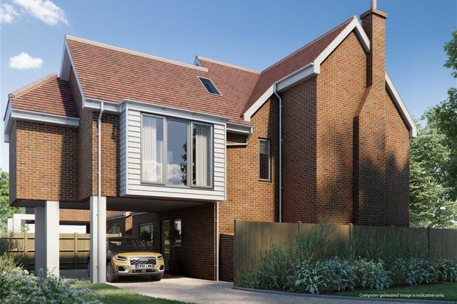 Thumbnail Detached house for sale in Springbank, Winchmore Hill, London