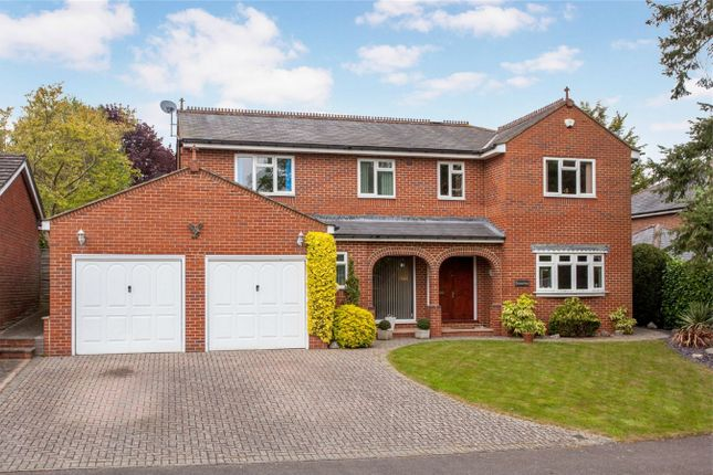 Thumbnail Detached house for sale in The Chestnuts, Shiplake, Henley-On-Thames
