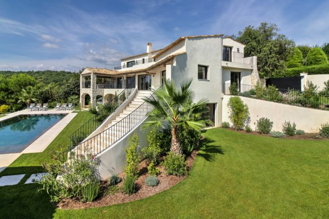 Thumbnail Villa for sale in Saint Paul De Vence, French Riviera, France
