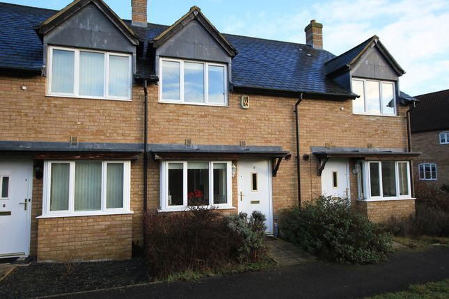 2 bed terraced house to rent in Reed Cottages, Great Cambourne, Cambridge