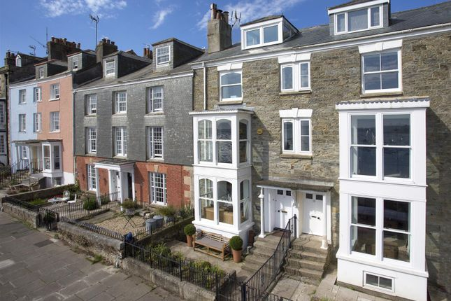 Thumbnail Terraced house for sale in Dunstanville Terrace, Falmouth