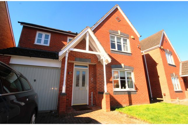 Thumbnail Detached house for sale in Peacock Mews, Waterside Grange, Kidderminster