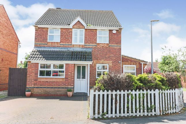 3 bed detached house for sale in Vincent Road, Scartho Top Grimsby DN33