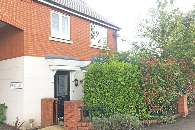 Thumbnail Mews house to rent in Loughborough Road, Rothley, Leicester