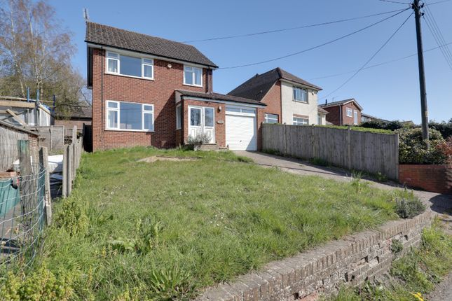 Thumbnail Detached house for sale in Highsted Valley, Rodmersham, Sittingbourne