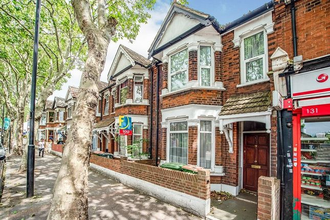 Thumbnail Terraced house to rent in Prince Regent Lane, London