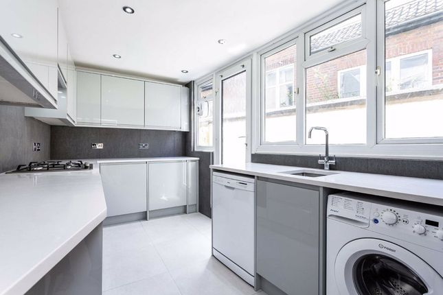 Thumbnail Terraced house to rent in Longley Road, London