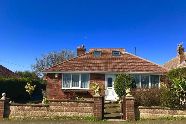 Thumbnail Detached bungalow for sale in Hoddern Avenue, Peacehaven