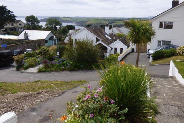 Wonderful Sea Views From This Three Bedroom Bungalow: Ocean View, Polruan, Fowey PL23, 3 Bedroom Detached