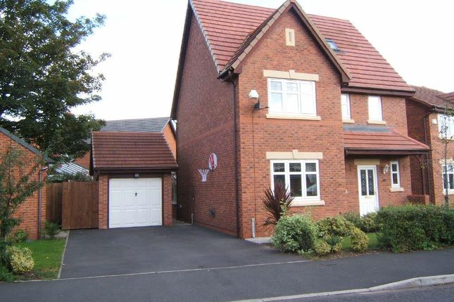 Thumbnail Detached house for sale in Newmarket Gardens, St. Helens