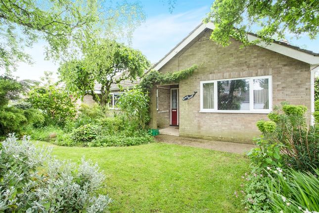 3 bed bungalow for sale in Sluice Road, Wiggenhall St. Mary The Virgin, King's Lynn
