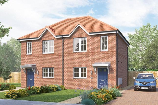"""Thumbnail Detached house for sale in """"The Bambridge"""" at Chilton, Ferryhill"""