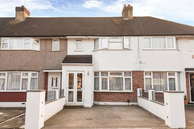 Thumbnail Semi-detached house to rent in Hillcroft Crescent, Ruislip