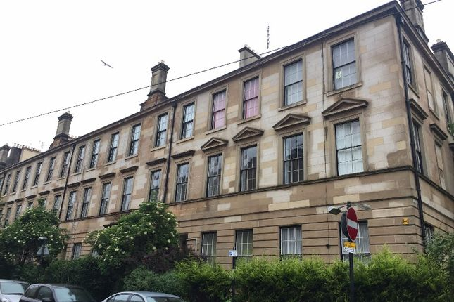 Thumbnail Flat to rent in Bank Street, Hillhead, Glasgow