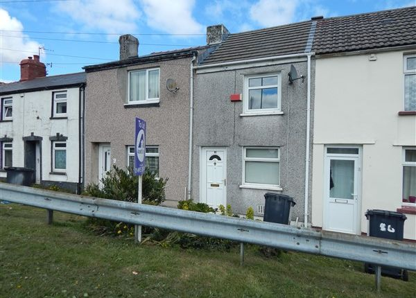Thumbnail Terraced house to rent in Worcester Street, Brynmawr, Ebbw Vale