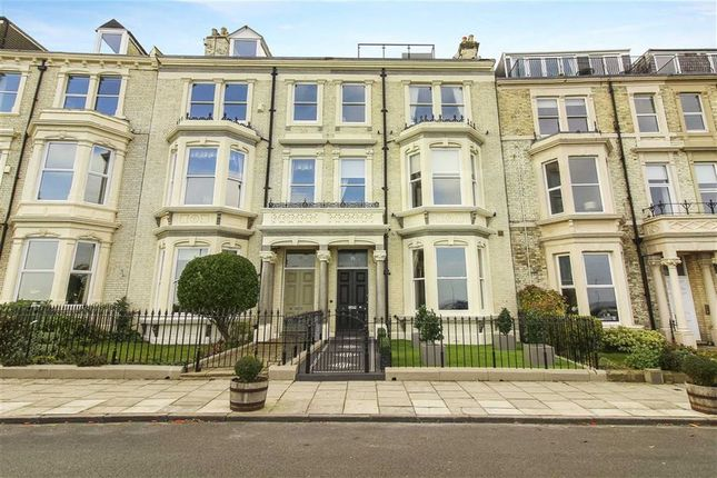 Thumbnail Terraced house for sale in Percy Gardens, Tynemouth, Tyne And Wear