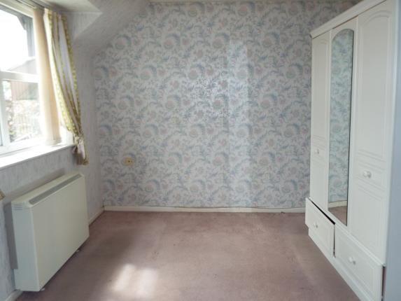 Bedroom of The Pickerings, Lostock Hall, Preston, Lancashire PR5