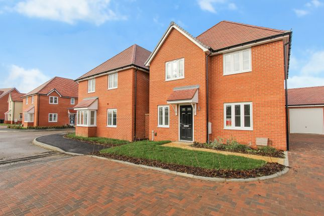 Thumbnail Detached house for sale in 15 Woodcut Meadows, Tavistock Place, Bedford
