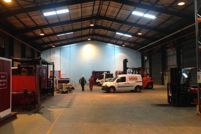 Industrial to let in Kirkwood Commercial Park, Inverurie