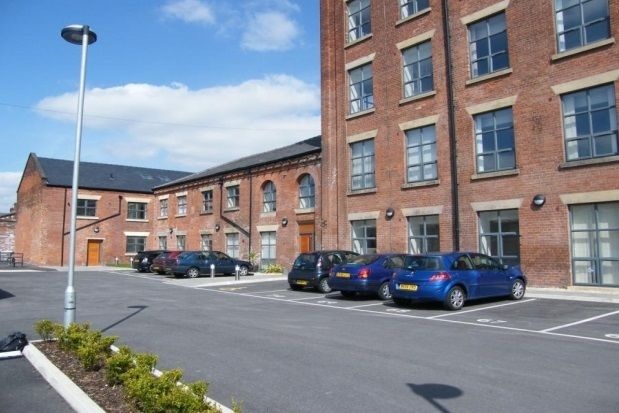 Thumbnail Flat to rent in Atlas Mill. Bentinck Street, Bolton