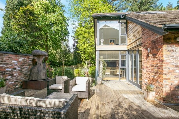 Thumbnail Property to rent in Beechfield Road, Alderley Edge