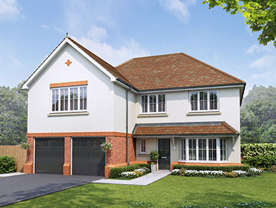 Thumbnail Detached house for sale in The Penrhos, Middlewich Road, Sandbach, Cheshire