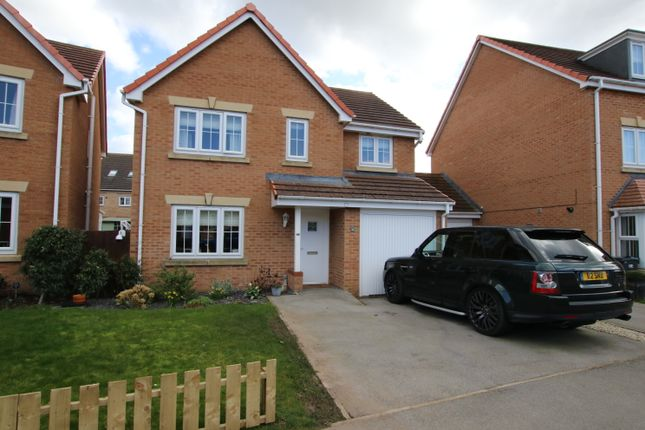 Front of Heathercliff Way, Penistone, Sheffield S36