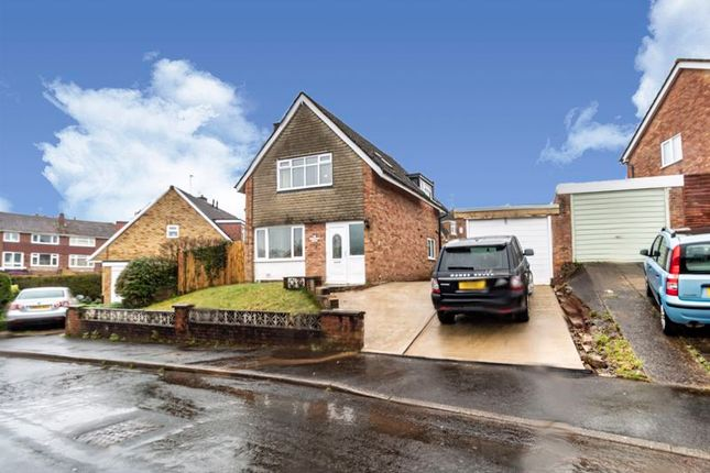 Thumbnail Detached house for sale in Birchgrove Close, Newport