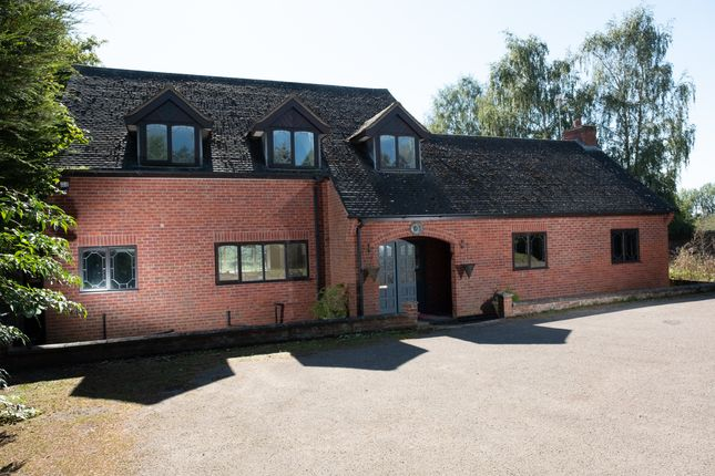 Thumbnail Detached house for sale in Back Lane, East Langton