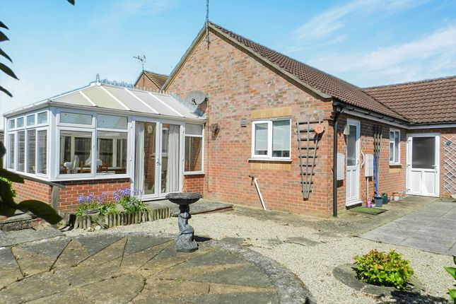 Thumbnail Detached bungalow for sale in Gwyn Crescent, Fakenham