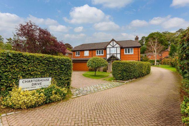Thumbnail Detached house to rent in Charterhouse Drive, Sevenoaks
