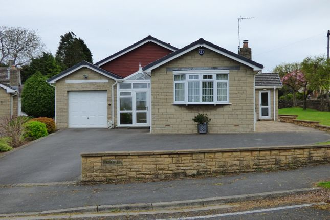 Thumbnail Detached bungalow for sale in Church Close, Frampton Cotterell, Bristol