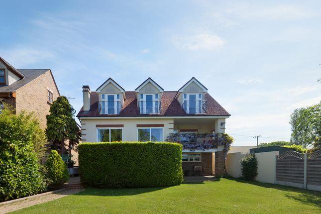Thumbnail Detached house for sale in Kingsmans Farm Road, Hullbridge, Hockley