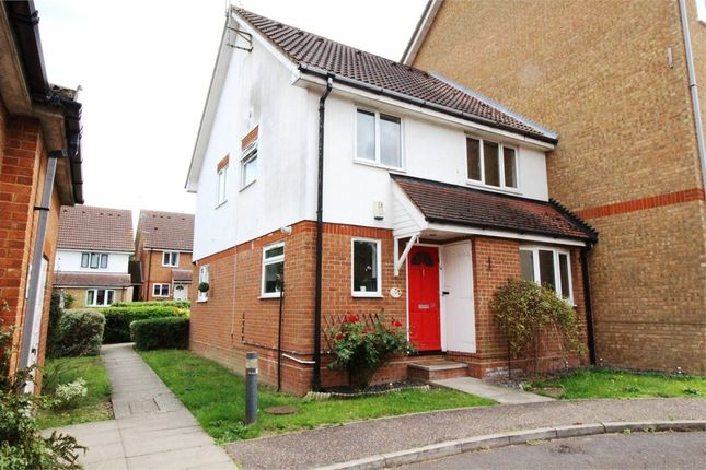 Thumbnail Semi-detached house for sale in Eagle Close, Waltham Abbey, Essex, United Kingdom
