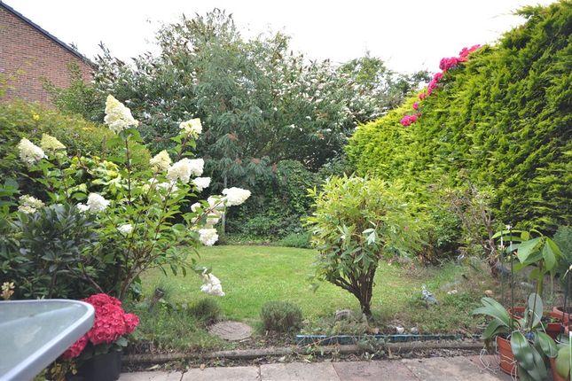 Garden of Oleander Close, Crowthorne, Berkshire RG45