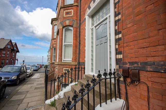 Thumbnail Flat to rent in Pearl Street, Flat 2, Saltburn-By-The-Sea