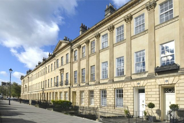 Thumbnail Flat to rent in Great Pulteney Street, Bath, Somerset