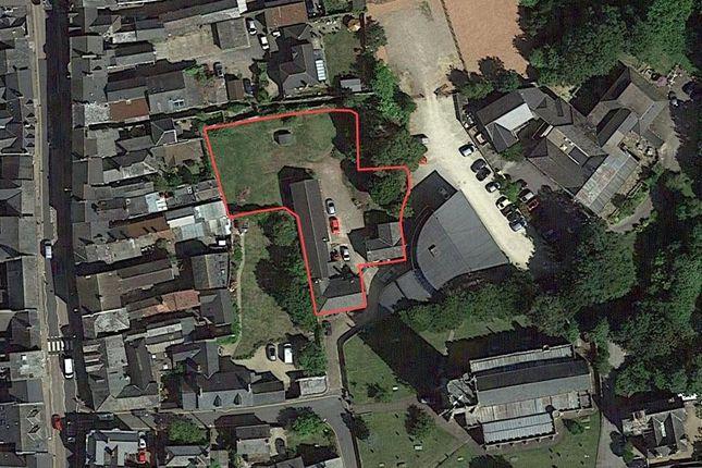 Thumbnail Land for sale in Pye Corner, Cullompton