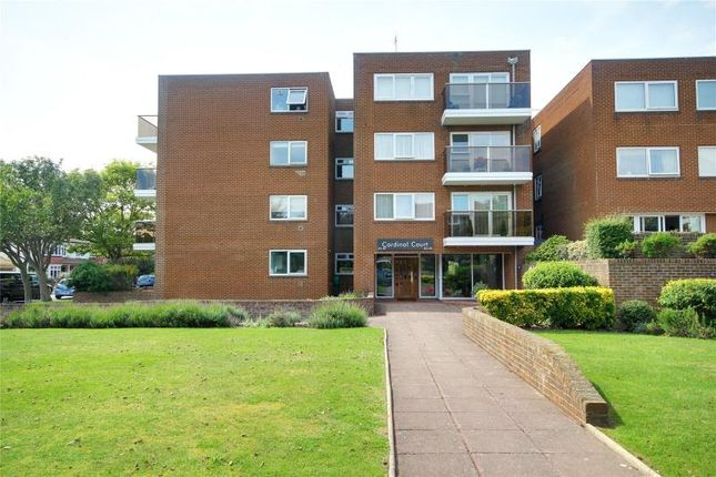 Thumbnail Flat for sale in Cardinal Court, Grand Avenue, West Worthing