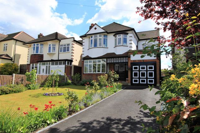Thumbnail Detached house for sale in London Road, Brentwood