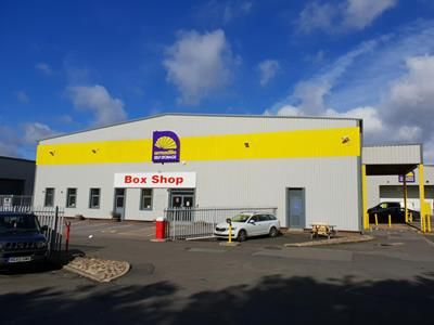 Warehouse to let in Armadillo Self Storage Newcastle, Industry Road, Heaton, Newcastle Upon Tyne, Tyne And Wear