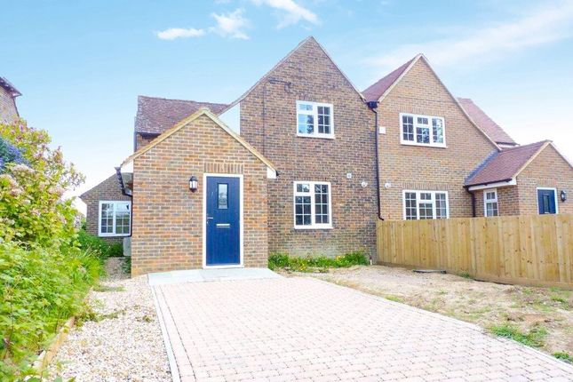 Thumbnail Semi-detached house for sale in College Road, Ardingly, Haywards Heath