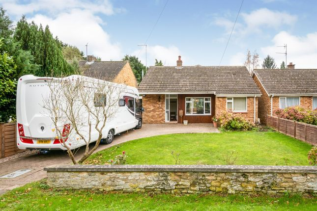 Thumbnail Detached bungalow for sale in Rushden Road, Newton Bromswold, Rushden