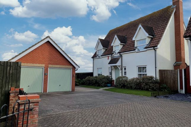 Thumbnail Detached house for sale in Pemberton Field, South Fambridge, Essex