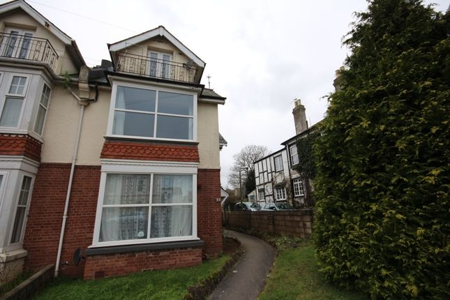 Thumbnail Semi-detached house for sale in Meadowfield, Preston Down Road, Paignton