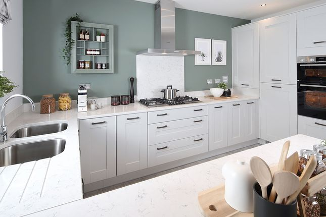 """5 bedroom detached house for sale in """"Marlborough"""" at Alstonefield Close, Amington, Tamworth"""