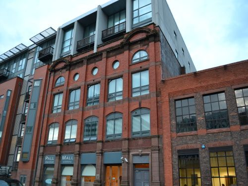Flat in  Pall Mall  Liverpool Liverpool